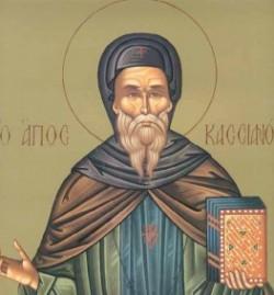Церковь празднует память преподобного Иоанна Кассиана Римлянина