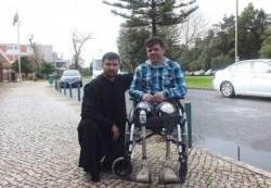 Православная община в Португалии помогла своему прихожанину оплатить дорогостоящее лечение