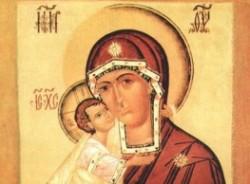 Церковь чтит память Феодоровской иконы Божией Матери