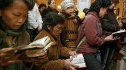В 2012 году в Китае напечатали 12 млн. экземпляров Библии