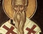 Церковь чтит память святителя Поликарпа Смирнского