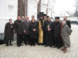 В Киево-Печерской Лавре помолились о Столыпине