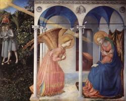 Благовещение: история и поэзия
